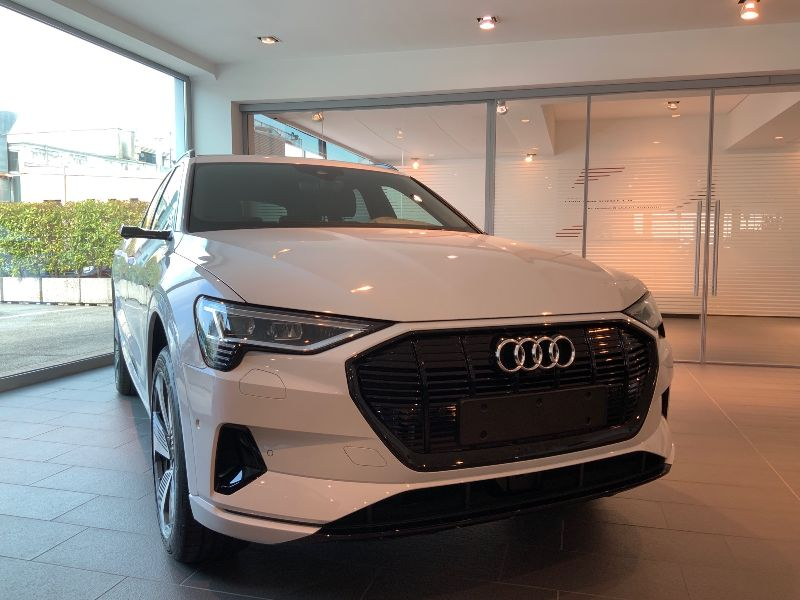 Audi e-tron 55 Advanced quattro cvt