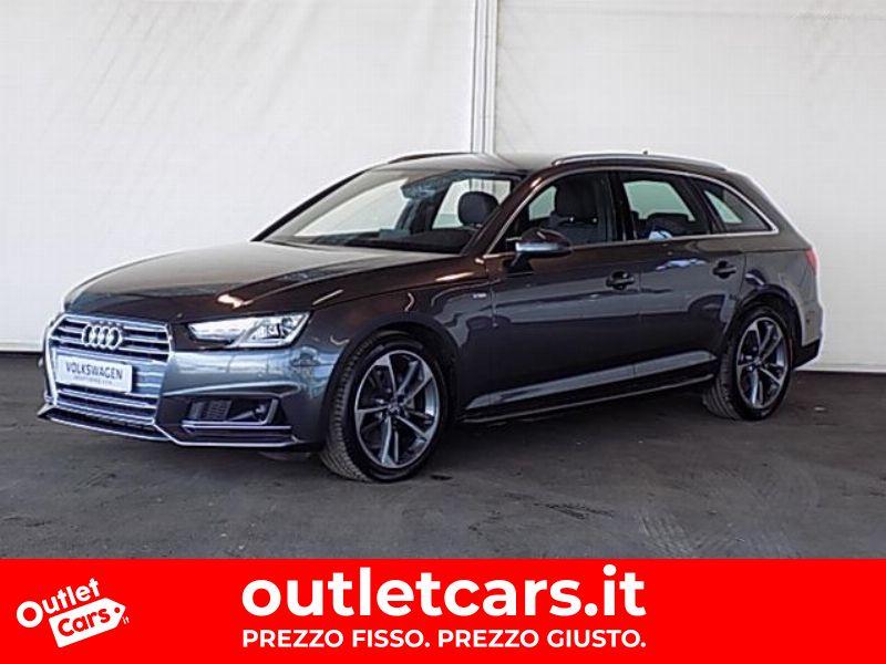Audi A4 avant 35 2.0 tdi Sport 150cv s-tronic