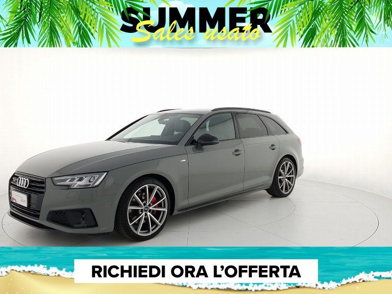 Audi A4 avant 40 2.0 tdi Business Sport quattro 190cv s-tronic my16