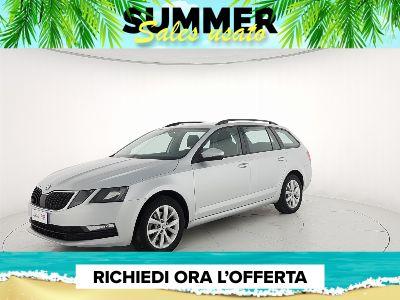 Skoda Octavia wagon 1.4 tsi g-tec Ambition 110cv