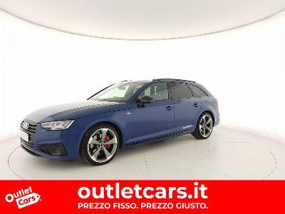 Audi A4 avant 40 2.0 tdi quattro edition quattro 190cv s-tronic