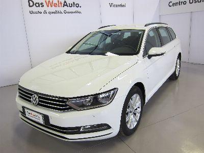 Volkswagen Passat var. 1.6 tdi Business (businessline) 120cv