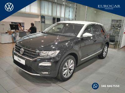 Volkswagen T-Roc 2.0 tdi Style dsg