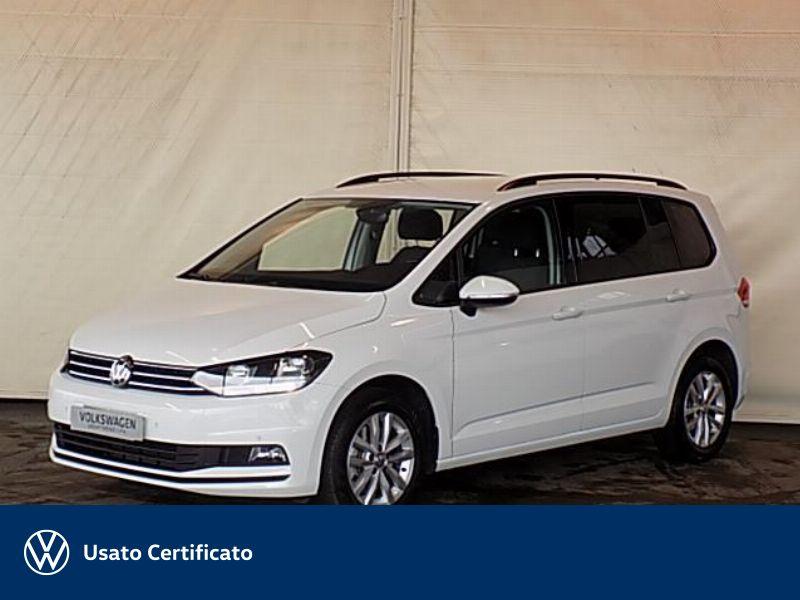 Volkswagen Touran 1.6 tdi Business 115cv dsg