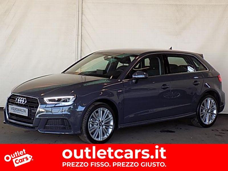 Audi A3 SB 35 2.0 tdi Business 150cv s-tronic my19