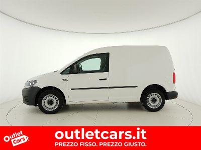 Volkswagen Caddy 2.0 tdi 102cv van Business dsg E6