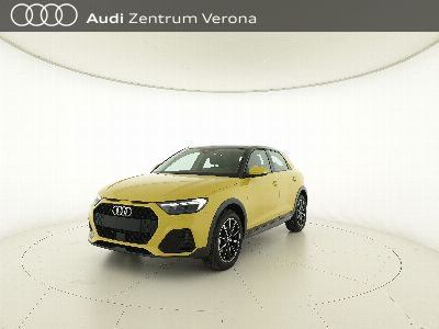 Audi A1 citycarver 30 1.0 tfsi Admired 116cv s-tronic L. 32.723€