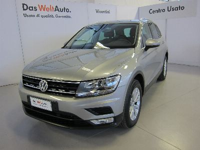 Volkswagen Tiguan 2.0 tdi Business 4motion 150cv dsg