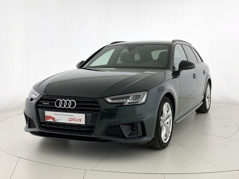 Audi A4 avant 40 2.0 tdi Sport quattro 190cv s-tronic