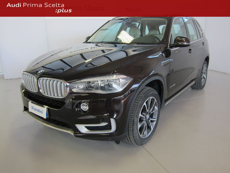 BMW X5 xdrive30d Luxury 258cv auto