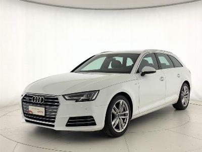 Audi A4 AVANT 2.0 TDI Q.S-TR SPORT