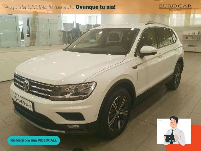 Volkswagen Tiguan all. 2.0 tdi Business 4motion 7p.ti 150cv dsg