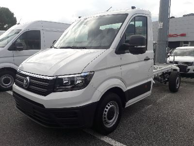Volkswagen Crafter 35 2.0 tdi 140cv cab Business L3