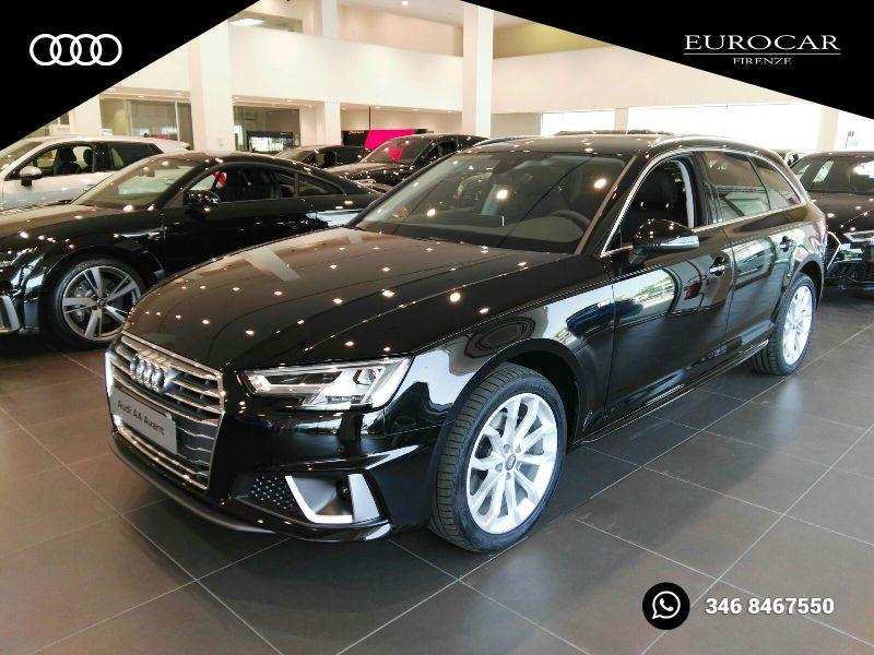 Audi A4 avant 40 2.0 g-tron S line edition 170cv s-tronic