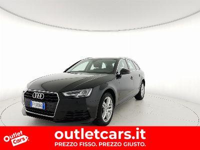 Audi A4 avant 2.0 tdi ultra Business 150cv s-tronic my16