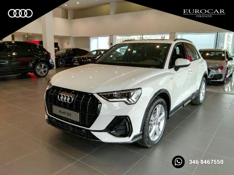 Audi Q3 40 2.0 tfsi S line edition quattro s-tronic