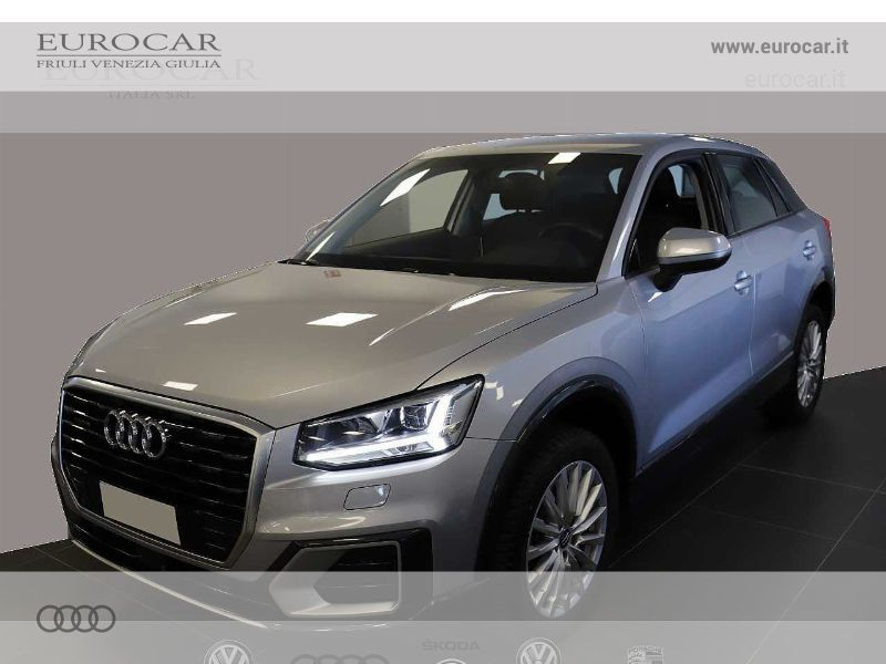 Audi Q2 2.0 tdi Design quattro 150cv s-tronic
