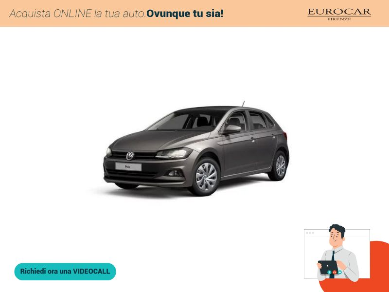 Volkswagen Polo 5p 1.0 evo Trendline 65cv