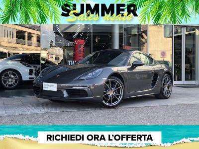 Porsche Cayman 2.0 300cv pdk