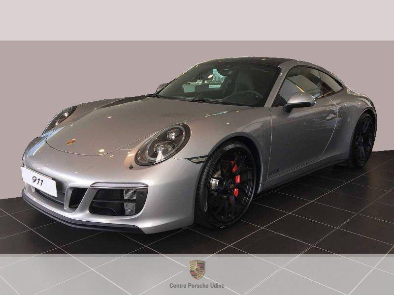 Porsche Carrera coupe 3.0 4 GTS