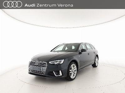 Audi A4 avant 30 2.0 tdi S line edition 122cv s-tronic L. 48.491€