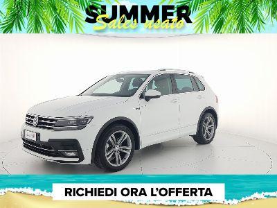 Volkswagen Tiguan 2.0 tdi Advanced 150cv dsg