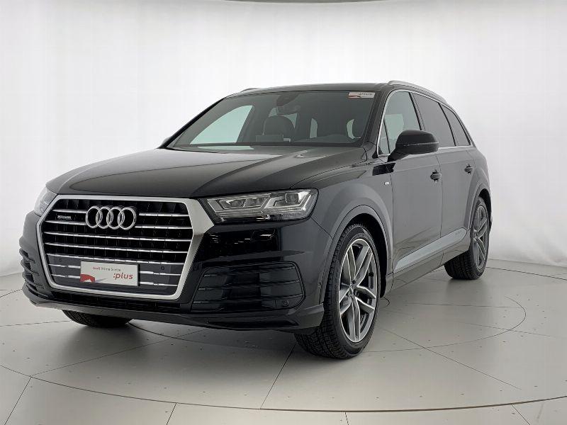Audi Q7 3.0 tdi quattro 7p.ti tiptronic