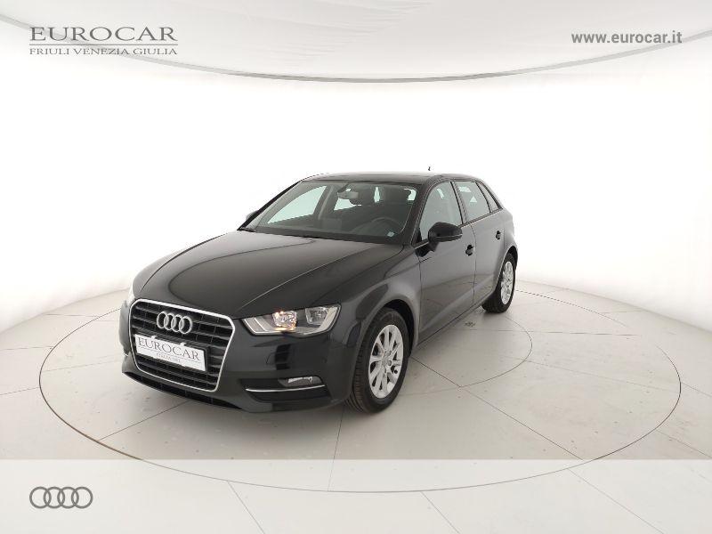 Audi A3 SB 1.6 tdi Attraction 110cv E6