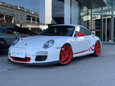 Porsche 911 coupe 3.8 GT3 RS