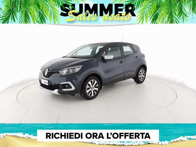 Renault Captur 0.9 tce Life 90cv Veicolo usato