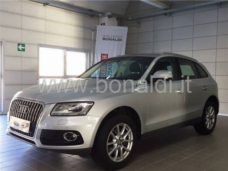 Audi Q5 2.0 tdi 190cv s-tronic