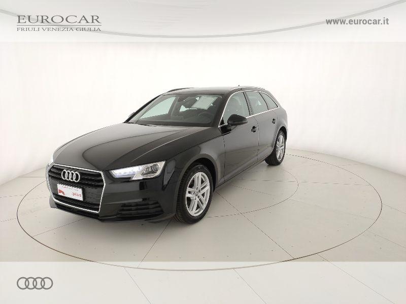 Audi A4 avant 35 2.0 tdi 150cv s-tronic