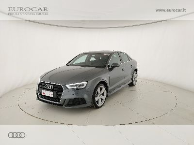 Audi A3 sedan 30 1.6 tdi Admired 116cv s-tronic