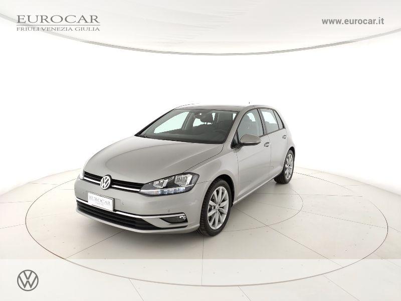 Volkswagen Golf 5p 1.6 tdi Executive 115cv dsg