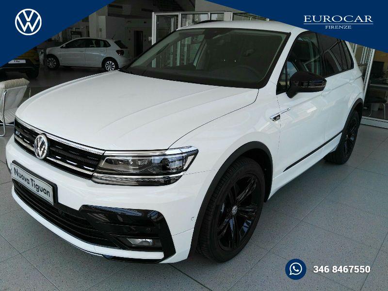 Volkswagen Tiguan 2.0 tdi Advanced 4motion 190cv dsg