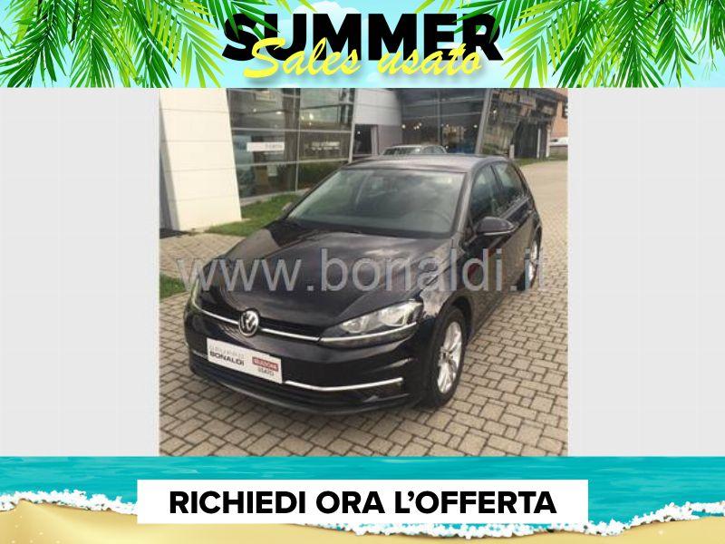 Volkswagen Golf 1.6 TDI COMFORT 115CV DSG